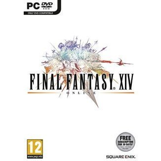 Final Fantasy XIV Online (DVD-ROM)