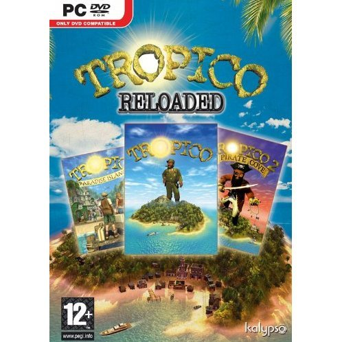 Tropico Reloaded (DVD-ROM)