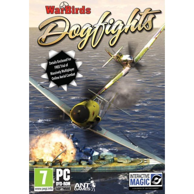 WarBirds Dogfights (DVD-ROM)