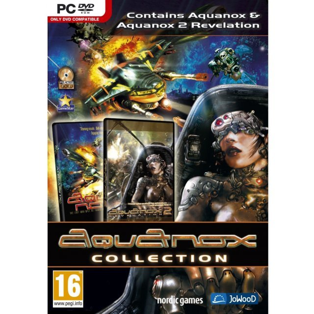 AquaNox Collection (DVD-ROM)