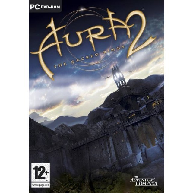 Aura 2: The Sacred Rings (DVD-ROM)