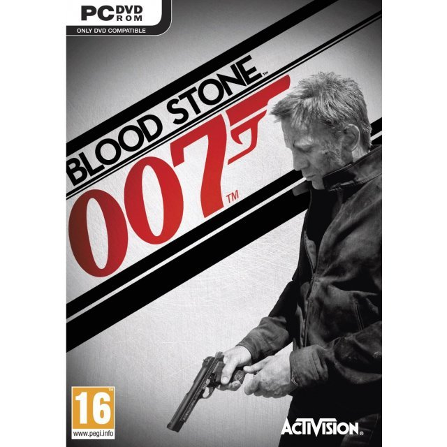 James Bond 007: Blood Stone (DVD-ROM)