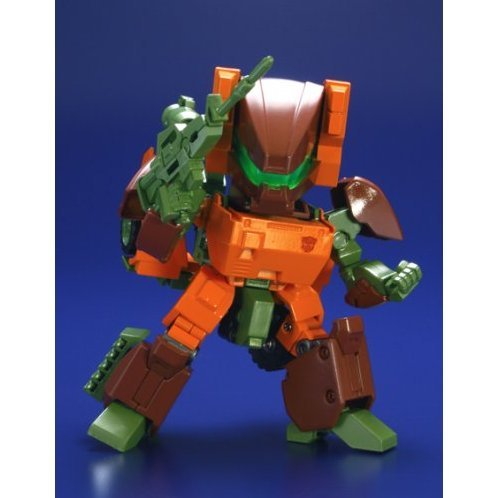 Transformers Non Scale Figure: ES-Alloy Transformers Roadbuster (Deformation type)