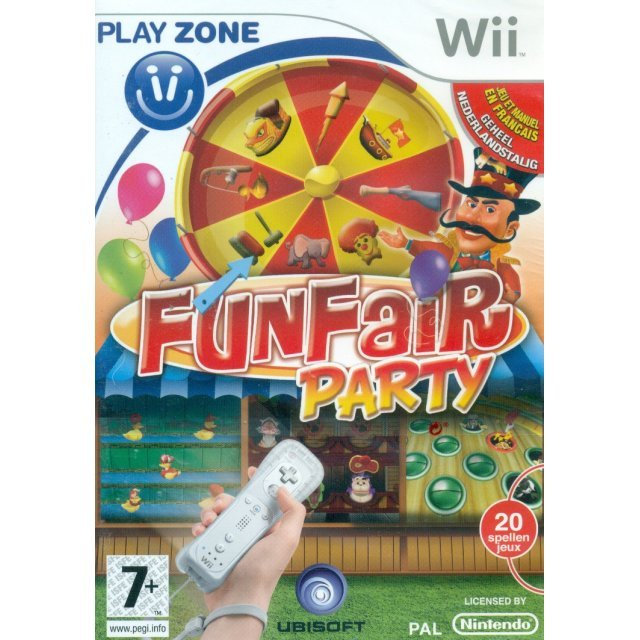 Funfair Party (French Stock)
