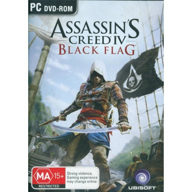 Assassin's Creed IV: Black Flag (English) (DVD-ROM)
