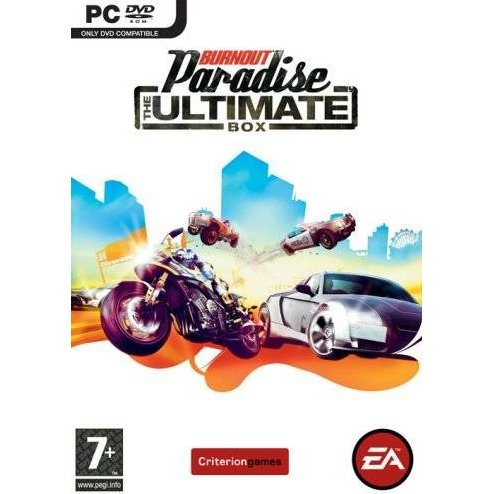 Burnout Paradise: The Ultimate Box (DVD-ROM)