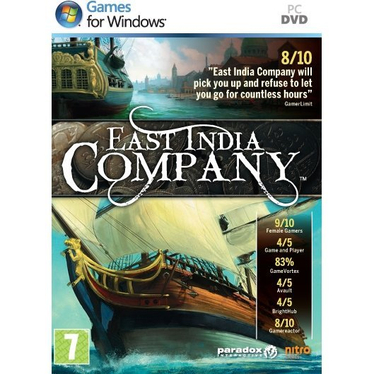 East India Company (DVD-ROM)