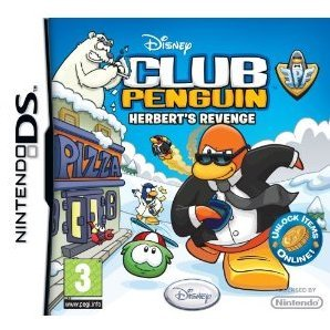 Club Penguin: Elite Penguin Force: Herbert's Revenge