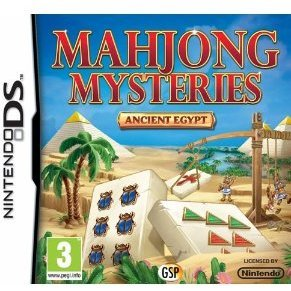 Mahjong Mysteries: Ancient Egypt