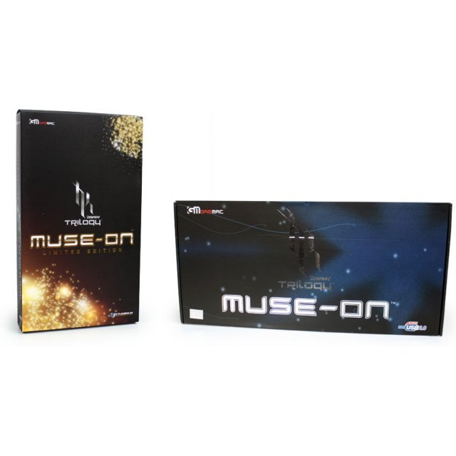 DJ Max Trilogy [New Muse-On Limited Edition]