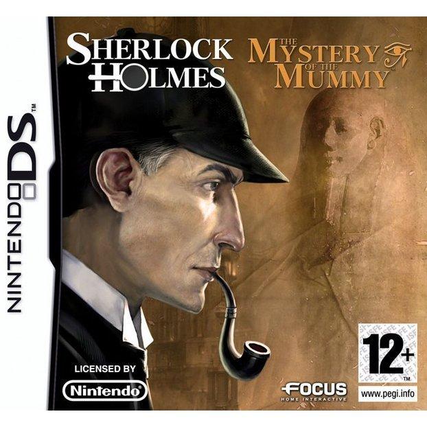 Sherlock Holmes: The Mystery of the Mummy