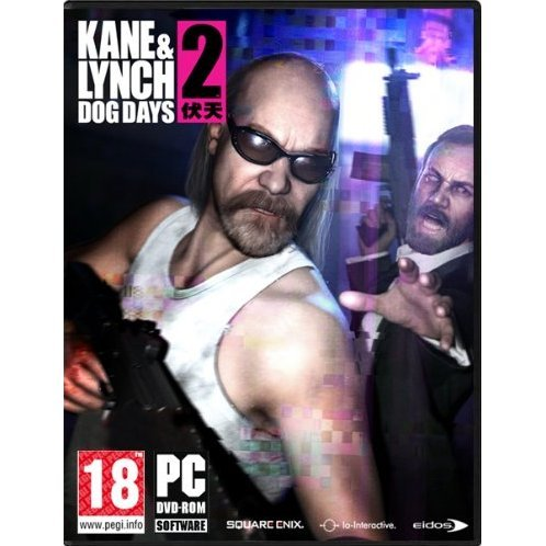 Kane & Lynch 2: Dog Days (DVD-ROM)