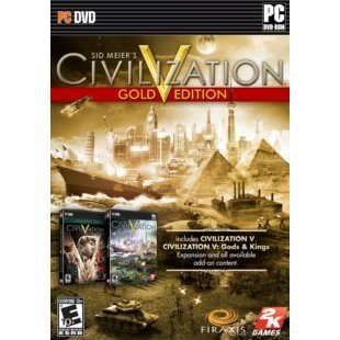 Sid Meier's Civilization V: Gold Edition (Steam)