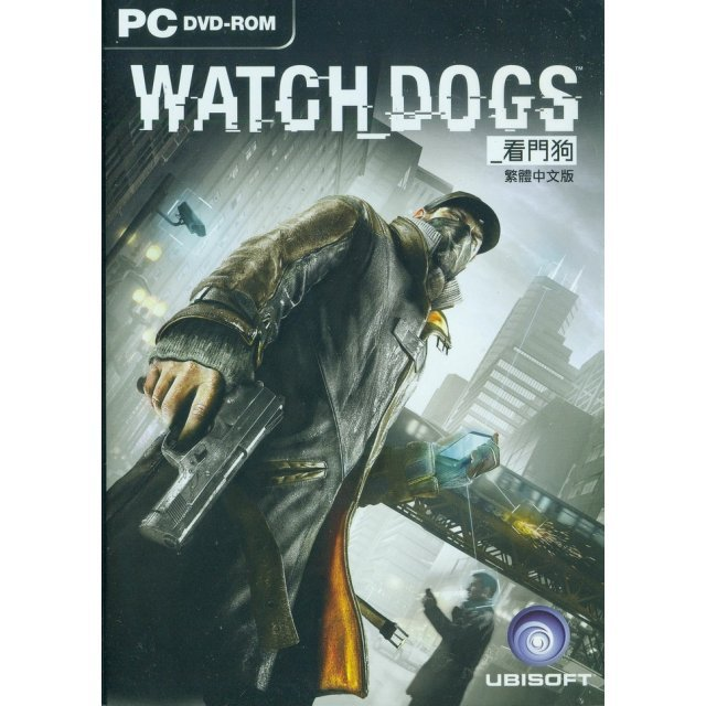 Watch Dogs (DVD-ROM) (Chinese)