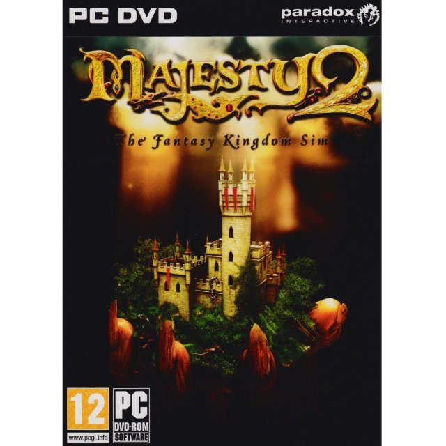 Majesty 2: The Fantasy Kingdom Sim (DVD-ROM)