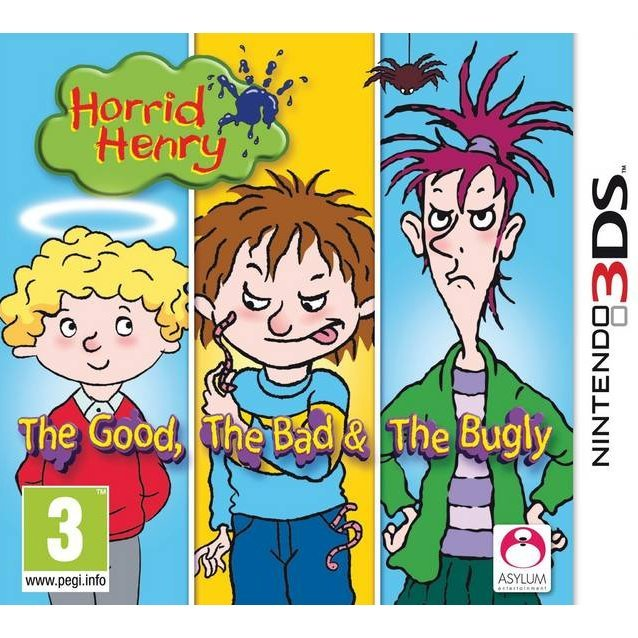 Horrid Henry: The Good, the Bad & the Bugly