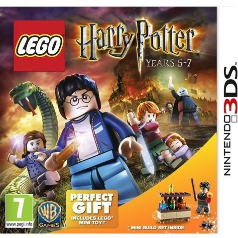 LEGO Harry Potter: Years 5-7 (Mini Toy Edition)