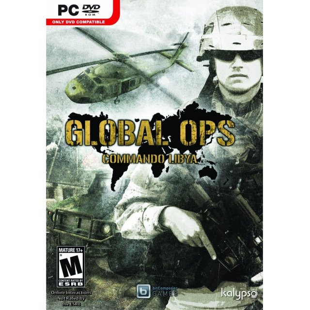 Global Ops: Commando Libya (DVD-ROM)