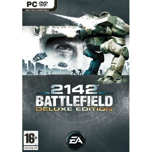 Battlefield 2142: Deluxe Edition (DVD-ROM)