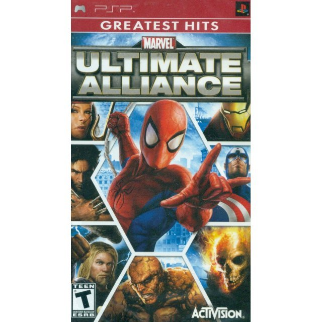 Marvel: Ultimate Alliance (Greatest Hits)