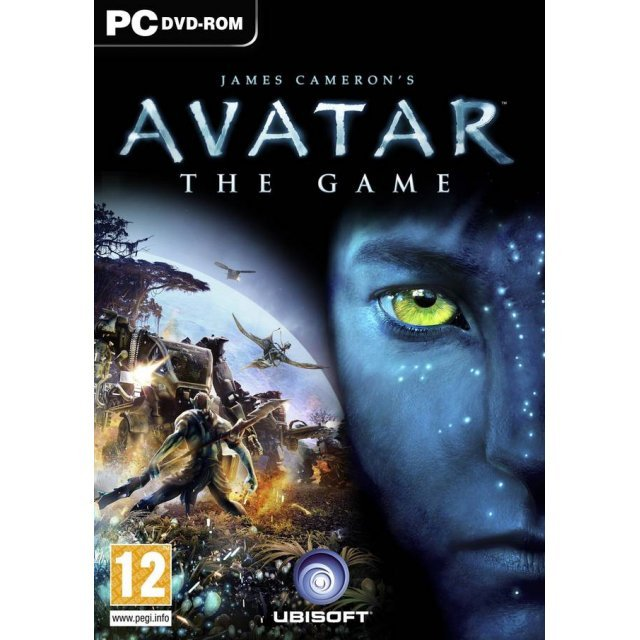 James Cameron's Avatar: The Game (DVD-ROM)