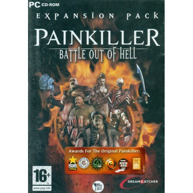 Painkiller Expansion Pack: Battle Out of Hell
