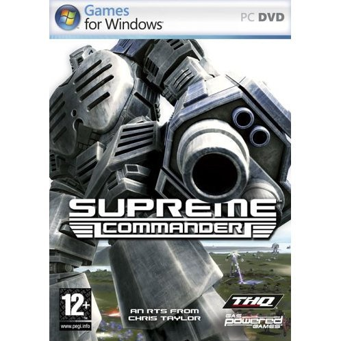 Supreme Commander (DVD-ROM)