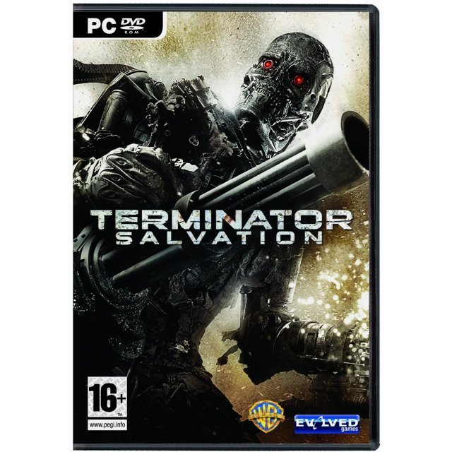 Terminator: Salvation (DVD-ROM)