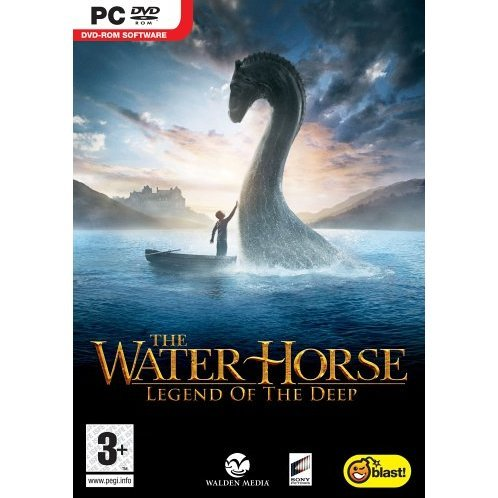 Waterhorse: Legend of the Deep (DVD-ROM)