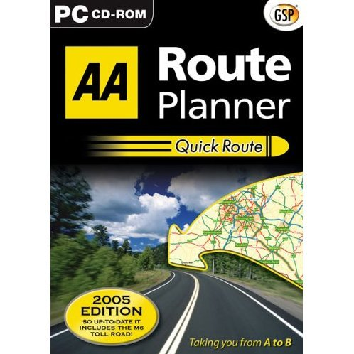 AA Route Planner: Quick Route