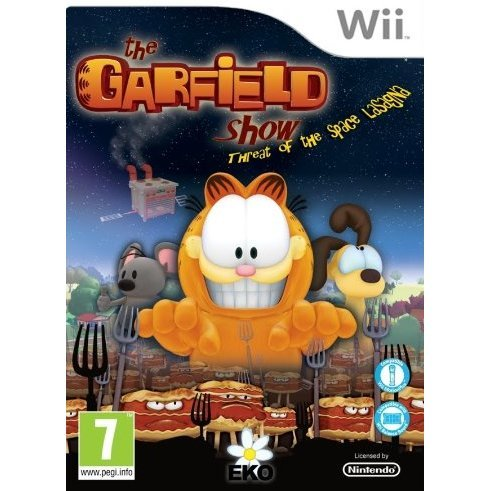 The Garfield Show - Threat of the Space Lasagne