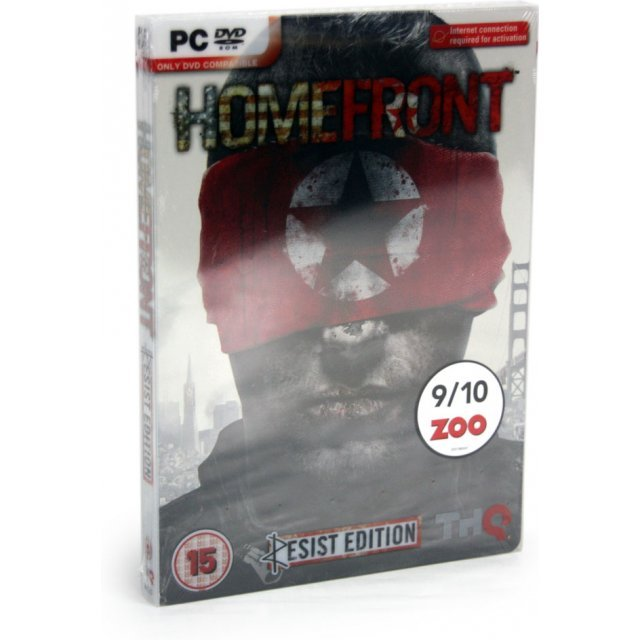 Homefront: Resist Edition (Steelbook) (DVD-ROM)