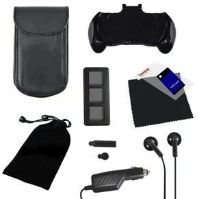 10-in-1 Accessory Kit for PSP Go