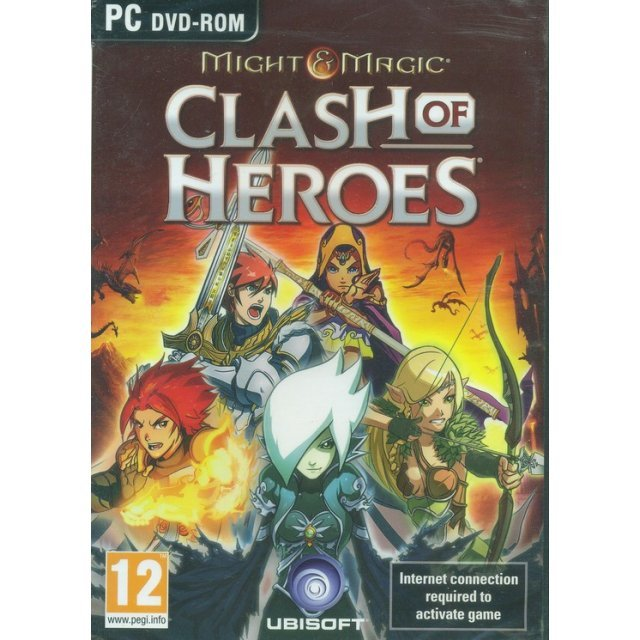 Might & Magic: Clash of Heroes (DVD-ROM)