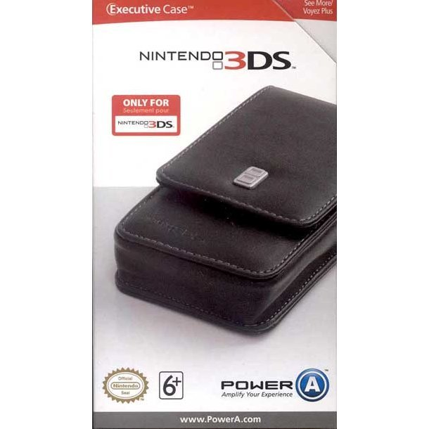 Power A 3DS Executive Case Kit