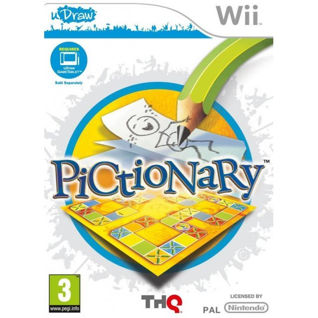 uDraw - Pictionary