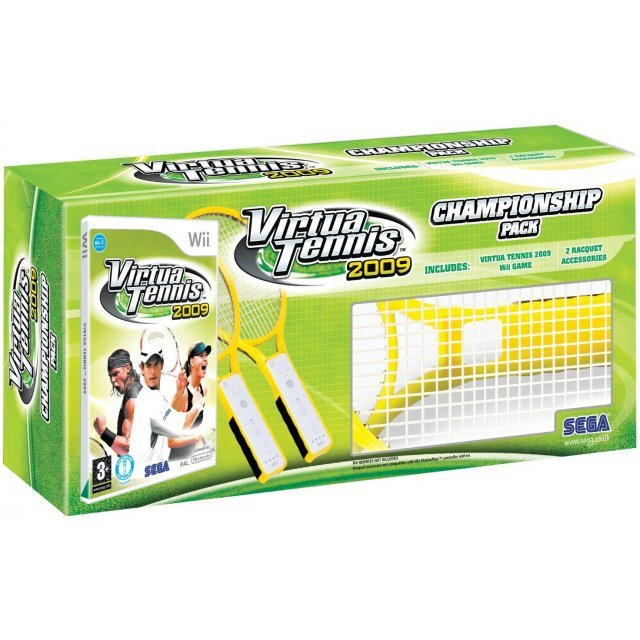 Virtua Tennis 2009 (Championship Pack)
