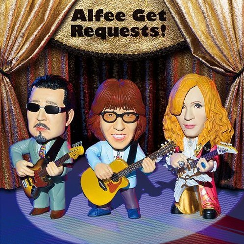 Alfee Get Requests Dedicated To Hitokuchizaka Studio Special [CD+DVD Limited Edition Type A]