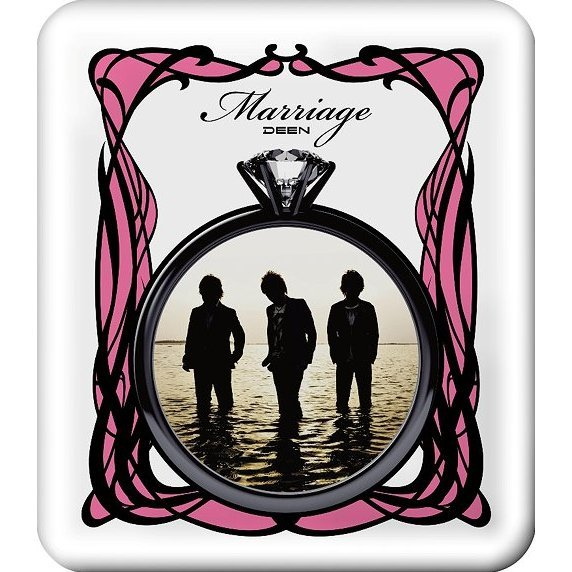 Marriage [CD+DVD Limited Edition]