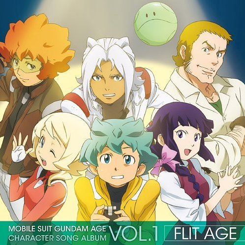 Mobile Suite Gundam Age Character Song Album Vol.1