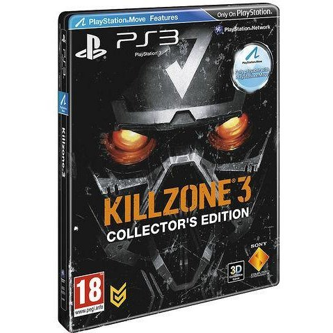 Killzone 3 (Collector's Edition)