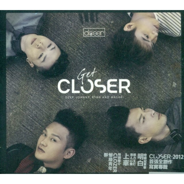 Get Closer [CD+DVD]