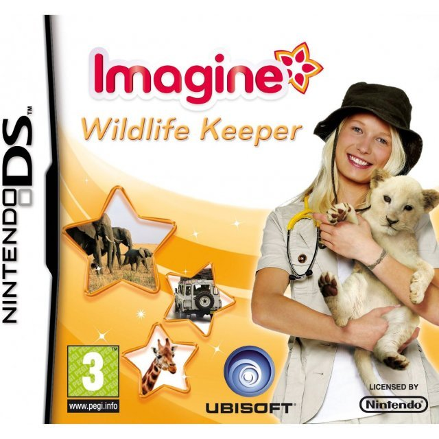 Imagine: Wildlife Keeper