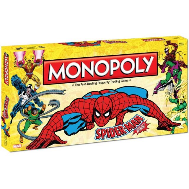 MONOPOLY: Spider-Man Collector's Edition