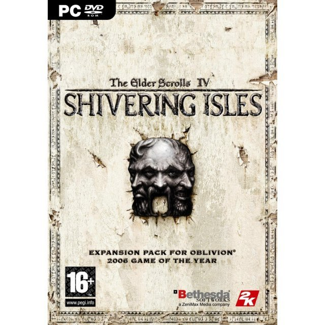 The Elder Scrolls IV: Shivering Isles (DVD-ROM)