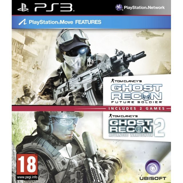 Tom Clancy's Ghost Recon: Future Soldier / Ghost Recon Advanced Warfighter 2 Double Pack