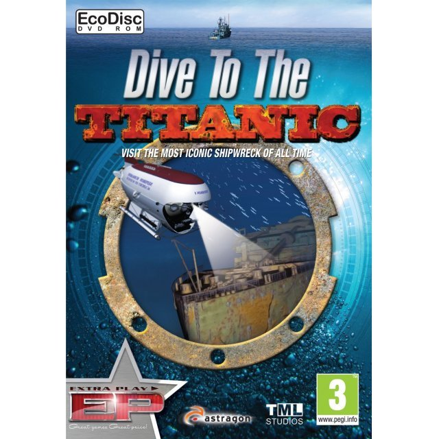 Dive to the Titanic (Extra Play) (DVD-ROM)