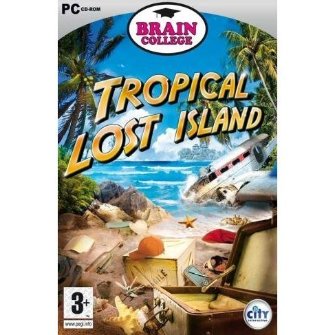 Brain College: Tropical Lost Island