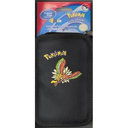 GBA Pokemon Case Gold and Silver