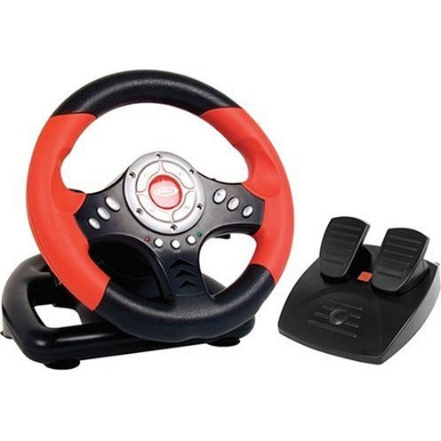 PS3 Racing Wheel (w/ Pedal)